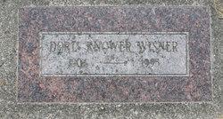 Doris Knower Wisner
