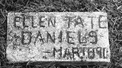 Ellen Tate <i>Brookman</i> Daniels