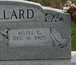 Hazel <i>Guidry</i> Aguillard