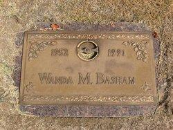 Wanda Marie <i>Kerr</i> Basham