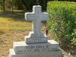 Pedro Ayala, Jr