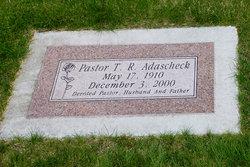T R Adascheck