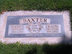 Naomi L. Baxter