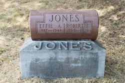 Effie A Jones
