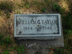 William Gilbert Taylor