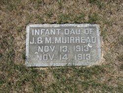 Infant Muirhead