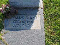 Charlie C Ball