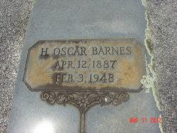 Homer Oscar Barnes