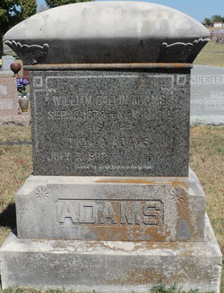 Lida A. <i>King</i> Adams