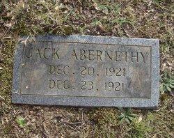 Jack Abernethy