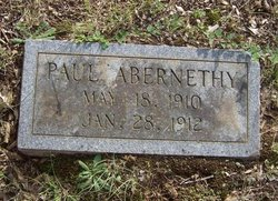 Paul Abernethy