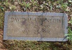 David Milton Abernathy