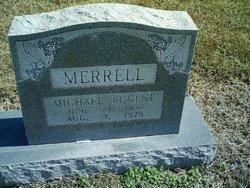 Michael Eugene Merrell