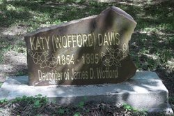 Katy <i>Wofford</i> Davis
