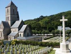 Etretat Churchyard