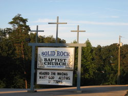 Solid Rock Baptist Church Cemetery
