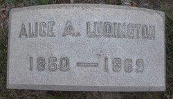 Alice A. Ludington