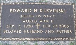 Edward Herman Klevinski