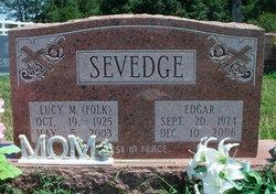 Edgar C Sevedge