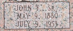 John Fisher McAlpine, Sr