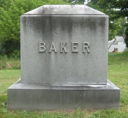 Sarah <i>Barnes</i> Baker