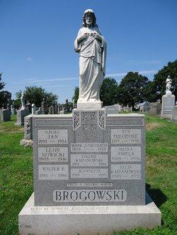 Wladyslawa Wanda <i>Kwiatkowski</i> Legenza