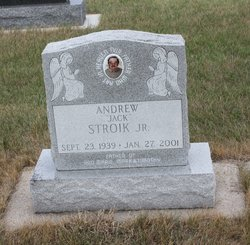 Andrew Jr. Jack Stroik
