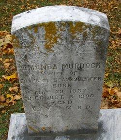 Amanda <i>Murdock</i> Beamesderfer
