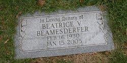Beatrice Violet <i>Keppley</i> Beamesderfer