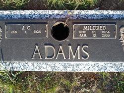 Mildred Marie <i>Martin</i> Adams