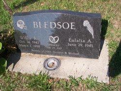 Willie K Bledsoe