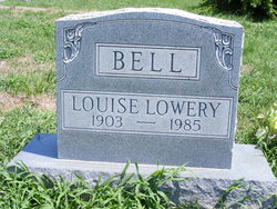 Louise <i>Lowery</i> Bell