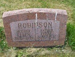 Harriett Ellen <i>Bennett</i> Robinson