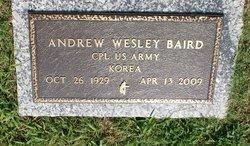 Andrew Wesley Baird