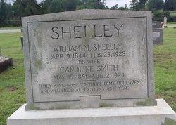 Caroline <i>Smith</i> Shelley
