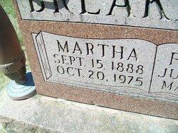 Martha Wilmoth <i>Garrett</i> Breakfield