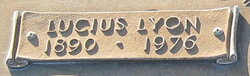 Lucius Lyon Burch