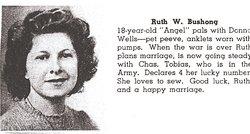 Ruth Winona <i>Bushong</i> Tobias
