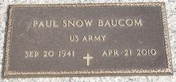 Paul S Baucom