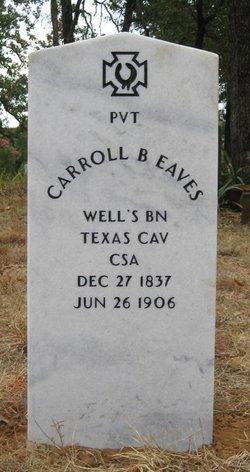 Carroll Bennett Eaves