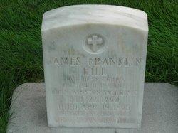James Franklin Hill