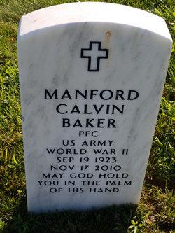 Manford Calvin Baker