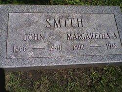 Margaretha Amalia <i>Schmitz</i> Smith