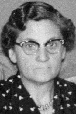 Mary Earline <i>Dearing</i> Broome