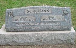 Anna Louise Emilie <i>Brand</i> Schumann