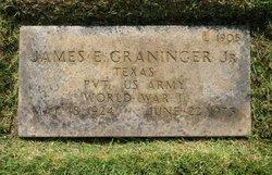 James E Graninger, Jr