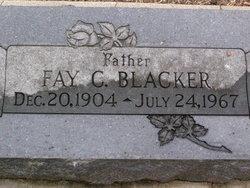 Fay C Blacker