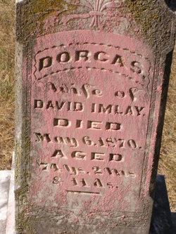 Dorcas <i>Johnson</i> Imlay