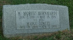 Madge <i>Lowery</i> Bernhardt