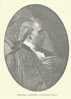 Johann Gottlieb Rall